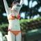 Teen Hà Nội táo bạo mặc bikini chụp ảnh kỷ yếu