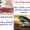 Bạt chống nắng cho xe hơi loại sedan và xe cỡ lớn, giảm nhiệt xe, bảo vệ nội thất bên trong xe khỏi nắng mùa hè.