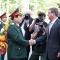 Sức khỏe Bộ trưởng Bộ Quốc phòng Phùng Quang Thanh tiến triển tốt