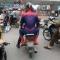 'Biệt đội siêu anh hùng' xuất hiện trên phố Việt Nam