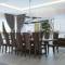 4 xu hướng thiết kế nội thất phòng bếp đẹp và hiện đại cho nhà biệt thự