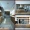 Ngắm nhìn những mẫu thiết kế nội thất phòng bếp nhà ống hiện đại