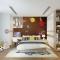 Thiết kế nội thất phòng ngủ trẻ em sống động và phong cách