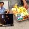 Báo Anh đưa tin vụ fan Việt đốt vé trận đấu của Man City