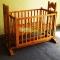 Nôi điện cho bé VINANOI tích hợp 4 tính năng ưu việt : làm nôi ru tự động, giường nằm, cũi chơi và võng tự động cho bé