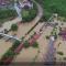 Chân thực ngập lụt Quảng Ninh