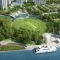 Công viên ven sông lớn nhất Tp.HCM hoàn thành năm tới của Vin Group