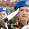 Em gái nổi nhất lễ diễu binh Quốc Khánh