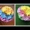 Làm hoa cẩm tú cầu bằng giấy (để bàn) cực xinh rất dễ !