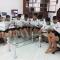 Học viện Nutifood tại TP.HCM khai giảng khóa đầu tiên: 10 bé học ở quận 2