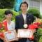 Tuyên dương sinh viên đạt thành tích cao trong kỳ thi tay nghề thế giới năm 2015. Có bạn Lương Công Hiếu