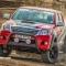 Chiêm ngưỡng vẻ mạnh mẽ của Toyota Hilux 450 mã lực độc nhất vô nhị