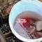 Hà Nội bắt giữ, tiêu hủy gần 100 kg tim lợn nhập lậu siêu rẻ