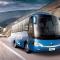 Choáng với xe buýt tự lái ở Trung Quốc