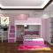 Giường tầng cho bé gái đẹp