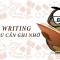 Ielts writing & 3 điều cần ghi nhớ