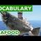 Học từ vựng siêu tốc theo chủ đề: Đồ ăn biển ( Seafood)
