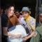 Ngọc Sơn phát 5 tấn gạo từ thiện nhân dịp sinh nhật 45 tuổi