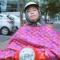 Clip: Cận cảnh 'Chiếc chăn gió ấm' giá 300k trên đường phố Hà Nội
