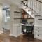 Tăng diện tích nhà ở bằng cách tận dụng không gian cầu thang
