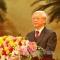 Đảng cộng sản Việt Nam một lòng một dạ chiến đấu, hy sinh vì Tổ quốc, vì nhân dân...
