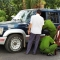 Nha Trang : Giám đốc 30 tuổi bóp còi xin đường bị đâm chết trong xe