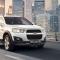 Chevrolet Captiva Revv mới 2016