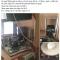Bá đạo chàng trai Việt lấy quạt thông gió WC tản nhiệt cho máy tính