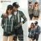 Áo khoác cặp Burberry Couple TX, thiết kế trẻ trung, \