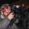 PV Reuters Gleb Garanich tác nghiệp tại Ukraine, bất chấp bị cảnh sát đánh chảy máu đầu