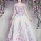 Bộ sưu tập váy cưới đính hoa nổi bật cho cô dâu mùa hè 2016
