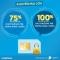 Vinaphone khuyến mãi 75% - 100% cho thuê bao bị khóa 1 chiều, 2 chiều