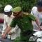 Tận thấy cảnh bát nháo 'cò' thi hành công vụ cùng CSGT ở Hải Phòng