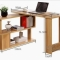 Mẫu bàn học sinh gỗ rất đẹp, có thể xoay 360 độ, đặt vuông góc hay để thẳng. bàn học được sử dụng nhiều nhất hiện nay/