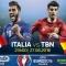 LINK XEM trực tiếp trận đấu Italia vs TBN 23h00 ngày 27/6