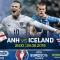 Trực tiếp trận đấu Anh vs Iceland vòng 1/8 Euro 2016