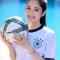 Người đẹp Tuyên Quang cổ vũ cho tuyển Đức