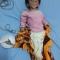 Xót xa bé gái 14 tháng tuổi chỉ nặng 3,5kg vì đói ở Lào Cai