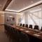 thiết kế phòng họp là điều cực kỳ quan trọng bởi nó là một trong những bộ mặt thể hiện sựchuyên nghiệp của công ty đó