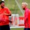 Messi đến Anh để thi đấu trận đầu tiên
