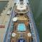 Bên trong tàu biển hiện đại nhất thế giới vừa đến Việt Nam: 5 sao, 2,090 phòng, 5,000 khách