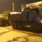 Những tai nạn chết người khi dừng ôtô thay lốp bên đường