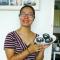Ngỡ ngàng hoa hậu Ngoại Thương du học Nhật về quê làm bánh Tây lãi to