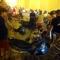 Hà Nội: Xe máy đấu đầu kinh hoàng trong hầm Kim Liên