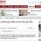 Xử phạt 2 báo điện tử Người đưa tin, Đất Việt
