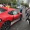 Porsche Cayman GTS gặp nạn khi chạy thử ở Phú Mỹ Hưng