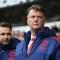 Van Gaal nói gì trước nguy cơ mất Champions League?
