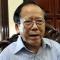 PGS.TS Nguyễn Duy Thịnh nói lời công đạo: 'Chỉ cần 1 ngày là tìm ra nguyên nhân cá chết'