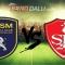 Sochaux vs Brest-Hạng 2 Pháp