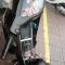 """Người vi phạm giao thông gãy răng vì thổi vào """"gậy"""" của CSGT"""